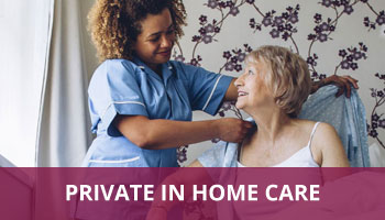 private in home care